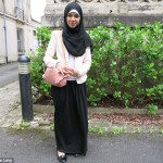 "Long Skirts aren't ""secular"" enough in France"