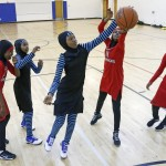 Muslim Basketball Players Design Own Outfits