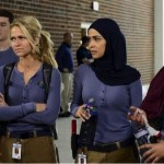 Has Quantico got positive female Muslim roles covered?