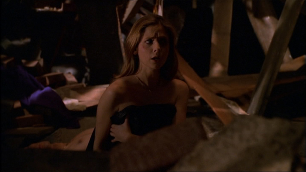 Buffy the Vampire Slayer - Works Archive of Our Own