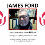 James for President of the UUA