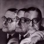 NPG P869(12); T.S. Eliot by Cecil Beaton