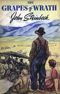 the faults of capitalism in the grapes of wrath a novel by john steinbeck Get free homework help on john steinbeck's the grapes of wrath: book summary, chapter summary and analysis, quotes, essays, and character analysis courtesy of cliffsnotes.