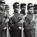 Civil War black-soldiers