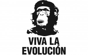 And a Blessed Evolution Day to You!