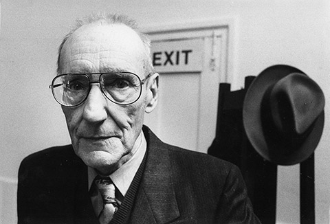 Happy birthday, Bill! Okay, maybe nineteen years after William S Burroughs died is a bit late, but...