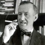 Happy birthday, James Bond! Hmm. I Mean Happy Birthday, Ian Fleming!