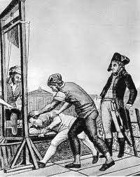 Once it Tastes Blood, Madam Guillotine Always Wants More