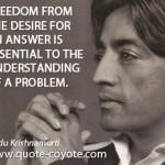 Krishnamurti Resigns as Messiah