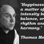 My Teacher: Thomas Merton