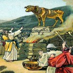 The Golden Calf: A Small Reflection on Donald J Trump's Religion