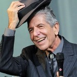 Leonard Cohen Traveling Light