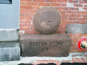 Boston stone