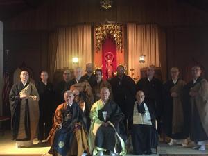 LBBC dedication clergy