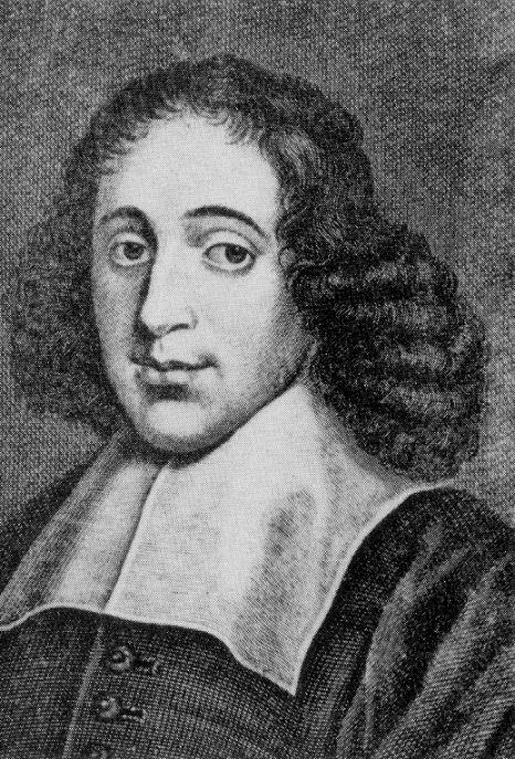 Citaten Baruch Spinoza : The bodhisattva spinoza is born