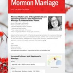 Upcoming Sexual Intimacy Workshops in December