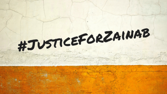 justiceforzainab dear zainab