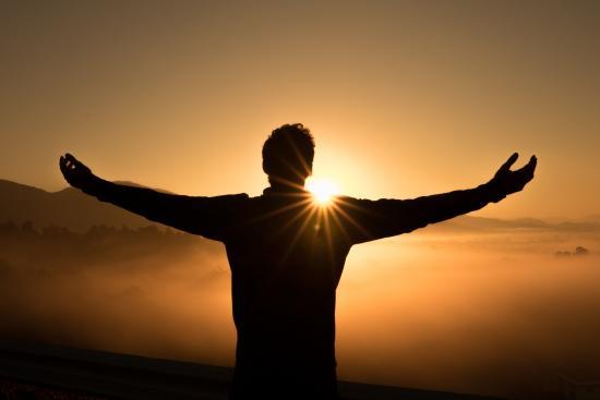 trust God Allah struggle