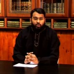 Three Questions for American Muslims:  Yasir Qadhi
