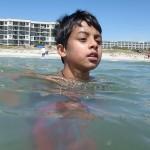 Daanish beach