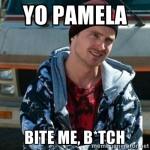 Pamela Gellar – Meet Jesse Pinkman
