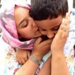 Hamza and Mamma