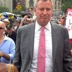 NYC Mayor Bill de Blasio. Photo courtesy of wikimedia commons