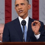 President Barack Obama delivers the State of The Union address on Tuesday, Jan. 20, 2015, in the House Chamber of the U.S. Capitol in Washington, D.C. Photo courtesy White House stock footage.