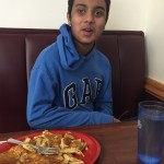 A Diner Story in Autism Land