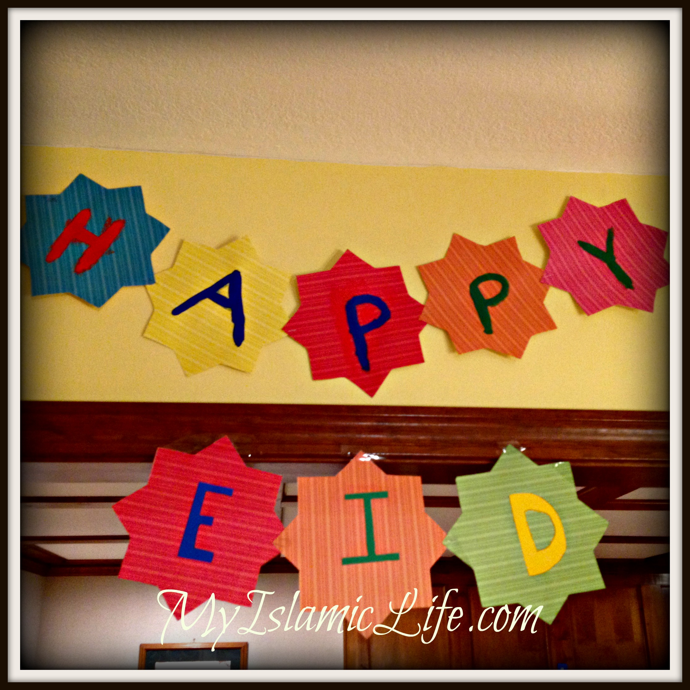 Happy Eid 2013