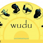 The Wudu Cling On Sale during Ramadan