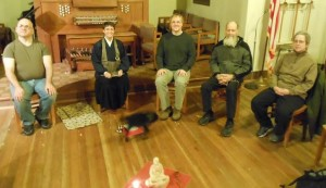 Our First Meeting – the Ideal Becomes Actual and… Ordinary