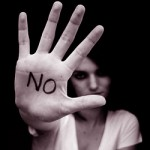 "The Spiritual Practice of Saying ""No"". (sisters, take note)"