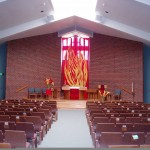 The Pentecost sermon I preached at the Festival of Homiletics