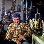 Liberace in his heavenly palace. (not really)