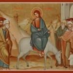 Palm Sunday Sermon About Morbid Reflection, Home Perms and Fickle Crowds