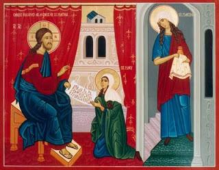 Sermon On Mary And Martha Nadia Bolz Weber