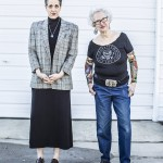 Phyllis and I. (photo by Courtney Perry)