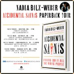 Accidental Saints (Paperback) Book Tour!