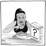 eat questions for breakfast cartoon by nakedpastor david hayward