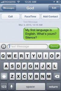 first language