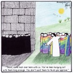 jesus don't approve cartoon by nakedpastor david hayward