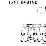 left behind cartoon by nakedpastor david hayward