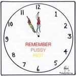 remember pussy riot cartoon by nakedpastor david hayward