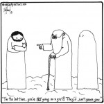 jesus really wanted to be a girl cartoon by nakedpastor david hayward