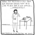 sarah's ativan cartoon by nakedpastor david hayward