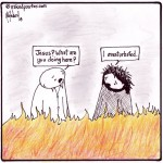 jesus masturbated cartoon by nakedpastor david hayward