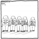 awesome god tee cartoon by nakedpastor david hayward