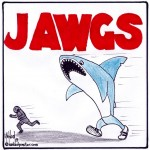 jawgs cartoon by nakedpastor david hayward