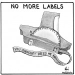 i don't need a label and neither do you